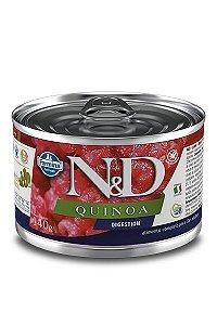Alimento Úmido para Cães N&D Quinoa Digestão - 140g