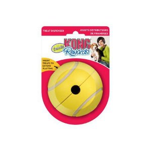 Brinquedo Interativo Rewards Tennis Kong  - Dispenser P