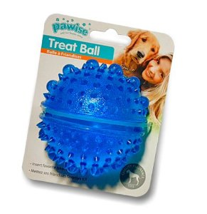 Bola Porta Petisco Treat Ball Pawise - Cores Variadas