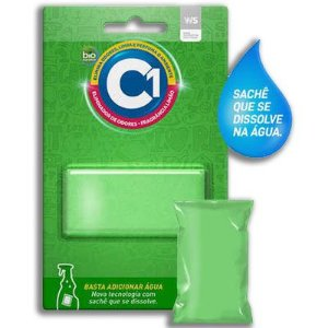 Eliminador de Odores C1 - Limão Sache Refil 1L
