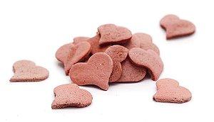 Biscoito Vegano para cães - Beterraba e maçã