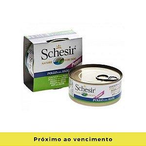Alimento Natural para Cães Filhotes Schesir - Frango 150g