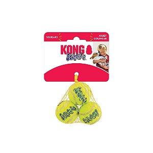 Brinquedo para Cães KONG SqueakAir Bola de Tênis PP