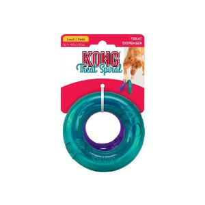 Brinquedo Dispenser KONG - Treat Spiral Ring P