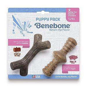 Kit Benebone Stick + Zaggler para roer - Para Filhotes