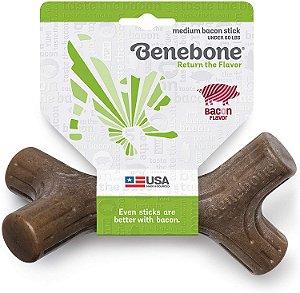 Benebone Stick para roer - Sabor Bacon M