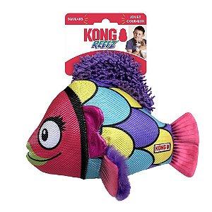 Pelúcia Kong Reefz Peixe - P