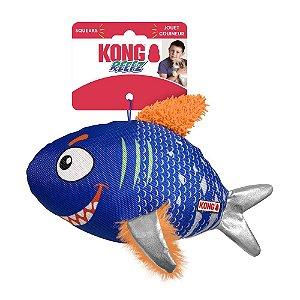Pelúcia Kong Reefz Tubarão - P