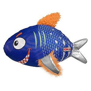 Pelúcia Kong Reefz Tubarão - G