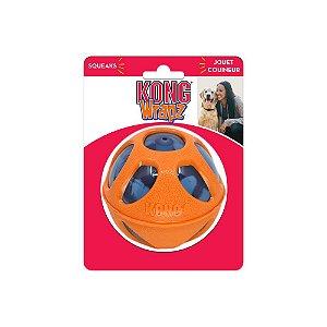 Brinquedo Interativo KONG - Wrapz Ball P
