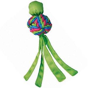 Brinquedo Kong Wubba Weave - Verde