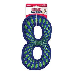 Brinquedo para cães Kong - Illusions figure eight G