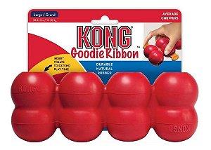 Brinquedo Recheável para cães Kong - Goodie Ribbon G