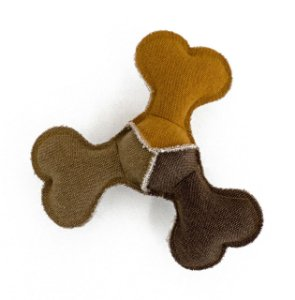 Pelúcia para Cães em Lona Petlon - Frisbee