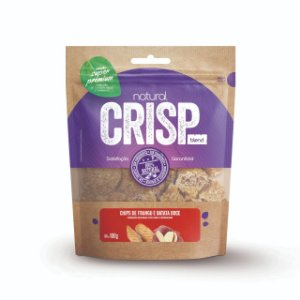 Petisco Natural Crisp - Chips Frango e Batata Doce 100g