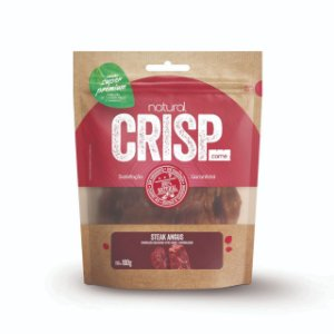Petisco Natural Crisp - Steak Angus 100g