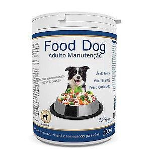 Suplemento Alimentar para Cães Food Dog Adulto Manutenção - 500g