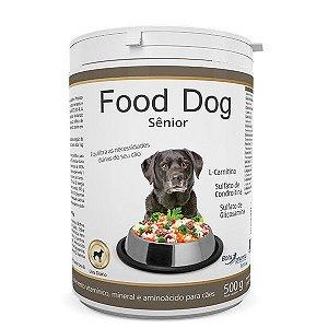 Suplemento Alimentar para Cães Food Dog Sênior - 500g