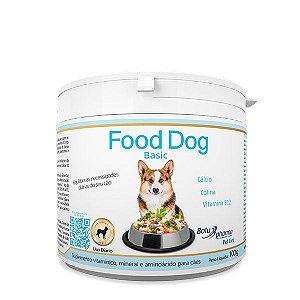 Suplemento Alimentar para Cães Food Dog Basic - 100g