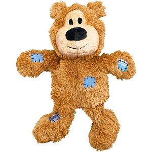Pelúcia com Corda Kong Wild Knots Urso - G