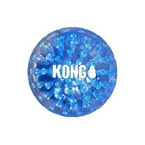 Brinquedo para Cães Kong Bola Squeezz Geodz - G