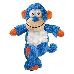 Pelúcia com Corda Kong Cross Knots Macaco - G