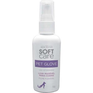 Pet Glove Loção Soft Care - 50g