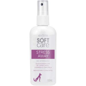 Spray Stress Away Soft Care - 100ml