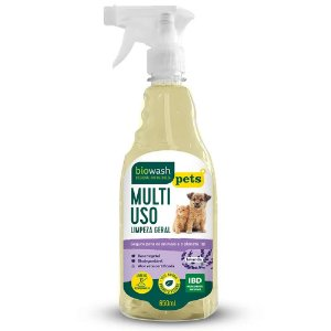 Multiuso Biowash Pet Natural - Lavanda 650ml