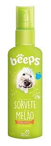Colônia Body Splash Beeps - Sorvete de Melão 120ml Pet Society