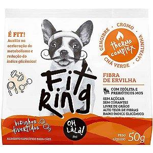Bifinho Fit Ring Complexo Termogenico - 50g Oh LàLà Pet