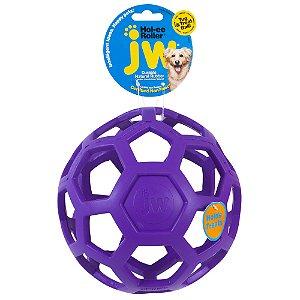 Bola JW Holee Roller - Jumbo Roxo