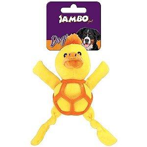 Pelúcia para Cães Jambo Net Ball - Pato