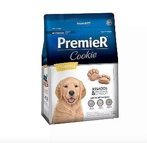 Petisco Premier Cookie Cães - Filhotes 250g