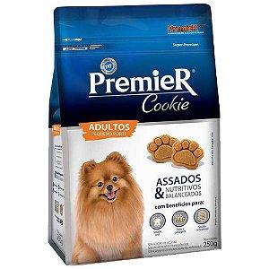 Petisco Premier Cookie Cães - Adultos Pequenos 250g