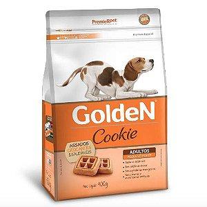 Petisco Golden Cookie Cães - Adultos Pequenos 400g
