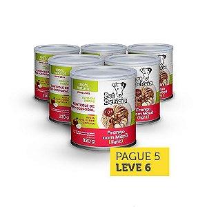 Leve 6 Pague 5 - Pet Delícia Fit Blend Light