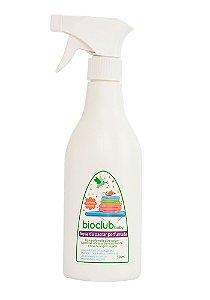Água de passar perfumada orgânica  500ml
