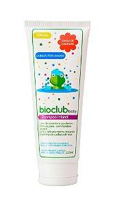 Shampoo infantil com keratina vegetal sem sal 250ml