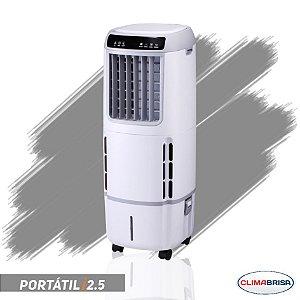 Climatizador Portátil Climabrisa i2.5   VOLTAGEM 220/110V
