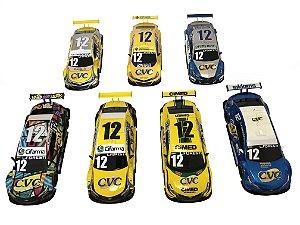 2014 a 2019 Coleção completa - carros Lucas Foresti na Stock Car