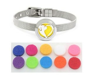 Bracelete Aromatizador (Tema Dog)