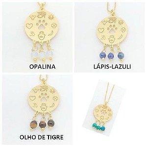 Mandala Amuleto Pata