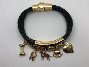 Pulseira Golden Retriever