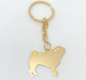 Chaveiro Bulldog Inglês