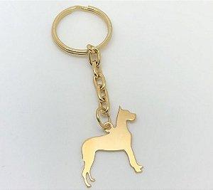 Chaveiro Dog Alemão
