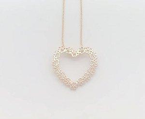 Mandala Coração Patas