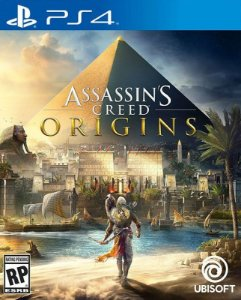 Assassins Creed Origins  - PS4 - Mídia Digital