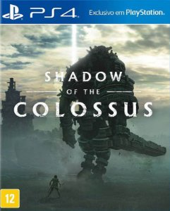 Shadow Of The Colossus  - PS4 - Mídia Digital