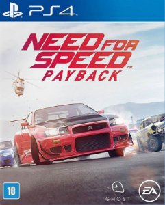 Need For Speed Payback  - PS4 - Mídia Digital